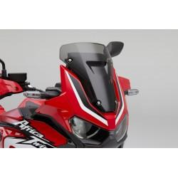 08R70-MKS-E00 : Honda smoked windshield 2020 Honda CRF Africa Twin