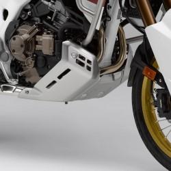 Honda engine skid plate
