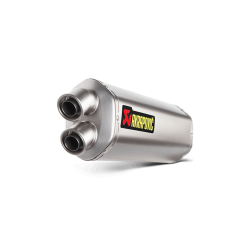 S-H10SO22-HWT : Akrapovic exhaust approved 2018 Honda CRF Africa Twin
