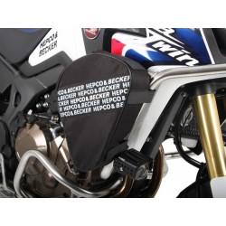 64095100001 : Hepco-Becker side bags Kit Adventure Honda CRF Africa Twin