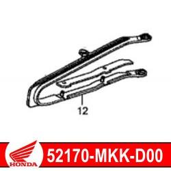 52170-MJP-G50 : Honda genuine chain guide 2016 Honda CRF Africa Twin