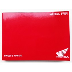 3XMKS600 : CRF1100 2020 owner's manual Honda CRF Africa Twin