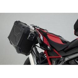 KFT.01.950.70000/B : SW-Motech Trax ADV side cases kit 2020 Honda CRF Africa Twin
