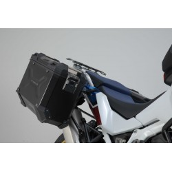 KFT.01.942.70000/B : SW-Motech Trax ADV side cases kit Adventure Sports 2020 Honda CRF Africa Twin