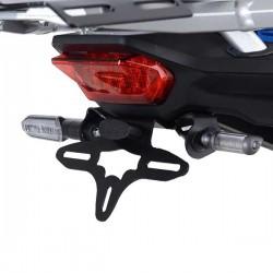 1083044001 - LP0284BK : R&G license plate holder 2020 Honda CRF Africa Twin