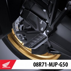 08R71-MJP-G50 : Repose-pieds passager confort Honda Honda CRF Africa Twin
