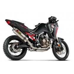 S-H11R1-WT/1 : Akrapovic Racing System 2020 Honda CRF Africa Twin
