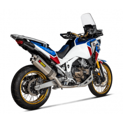S-H11R2-WT/1 : Akrapovic Racing System Adventure 2020 Honda CRF Africa Twin