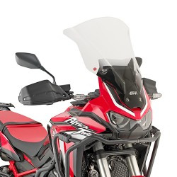 D1179ST : Givi touring windshield 2020 Honda CRF Africa Twin