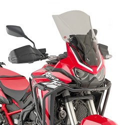 D1179S : Givi high windshield 2020 Honda CRF Africa Twin