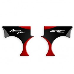 PA-002 : Fork plate protection sticker Honda CRF Africa Twin
