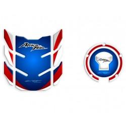 GP-127 + GP-171 : Fuel tank / cap protector pack CRF1000 Honda CRF Africa Twin