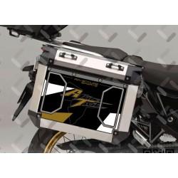 V-AT-CRF-1100 alu : Honda aluminium side cases stickers CRF1100 Honda CRF Africa Twin