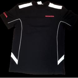 1738420031 : Honda genuine black t-shirt Honda CRF Africa Twin