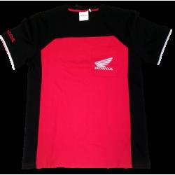 183-8420040 : Honda genuine paddock t-shirt Honda CRF Africa Twin