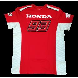 183800107 : Honda genuine Marquez t-shirt Honda CRF Africa Twin