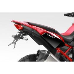 R-0931 : DPM Italian license plate holder 2020 Honda CRF Africa Twin