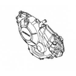 11320-MJP-G50 : Honda right engine casing Honda CRF Africa Twin