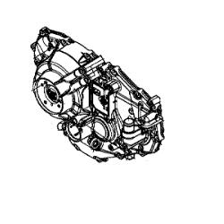 11320-MJP-G50 : Honda DCT left engine casing Honda CRF Africa Twin