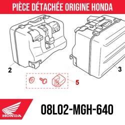 08L02-MGH-640 : Honda case fixing rubber Honda CRF Africa Twin