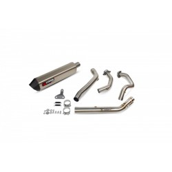 76013792 : Scorpion full exhaust line Africa Twin