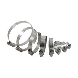 960183 : Samco Hoses Clamps Kit Honda CRF Africa Twin