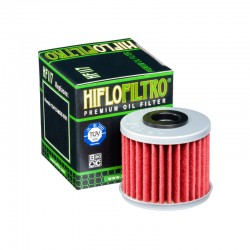 HF117 : Hiflofiltro DCT oil filter Africa Twin