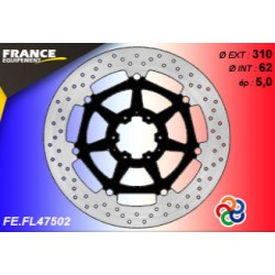 FE.FL47502 : Front brake disk Africa Twin