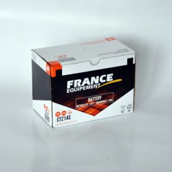 CTZ14S : France Equipement CTZ14S battery Africa Twin