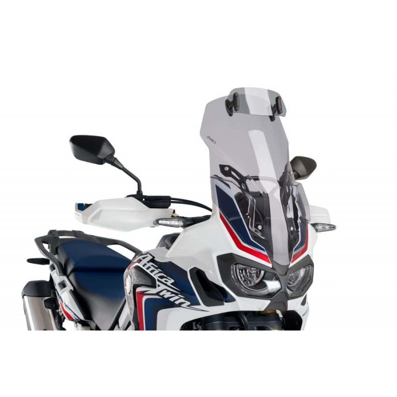 8906H : Puig touring windshield with visor Honda CRF Africa Twin