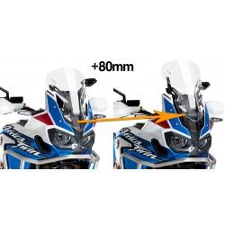 9154N : Kit ajustement de bulle Puig Honda CRF Africa Twin