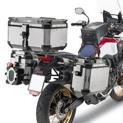 PL1161CAM : Givi Trekker Outback Side Cases Holder Honda CRF Africa Twin