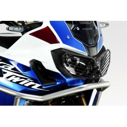R-0890/1 : DPM headlight shield (crashbars version) Africa Twin CRF