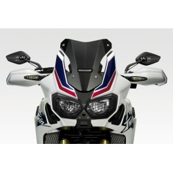 R-0855 : DPM racing aluminium windshield Honda CRF Africa Twin