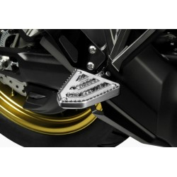 R-0854 : DPM passenger footrests Africa Twin CRF