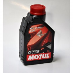 102701 : Motul E-Tec engine oil Honda CRF Africa Twin