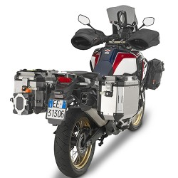 TM421 : Givi sleeves Honda CRF Africa Twin
