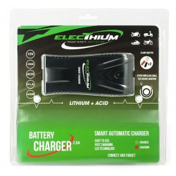 ACCUB03 : Skyrich lithium smart charger Africa Twin