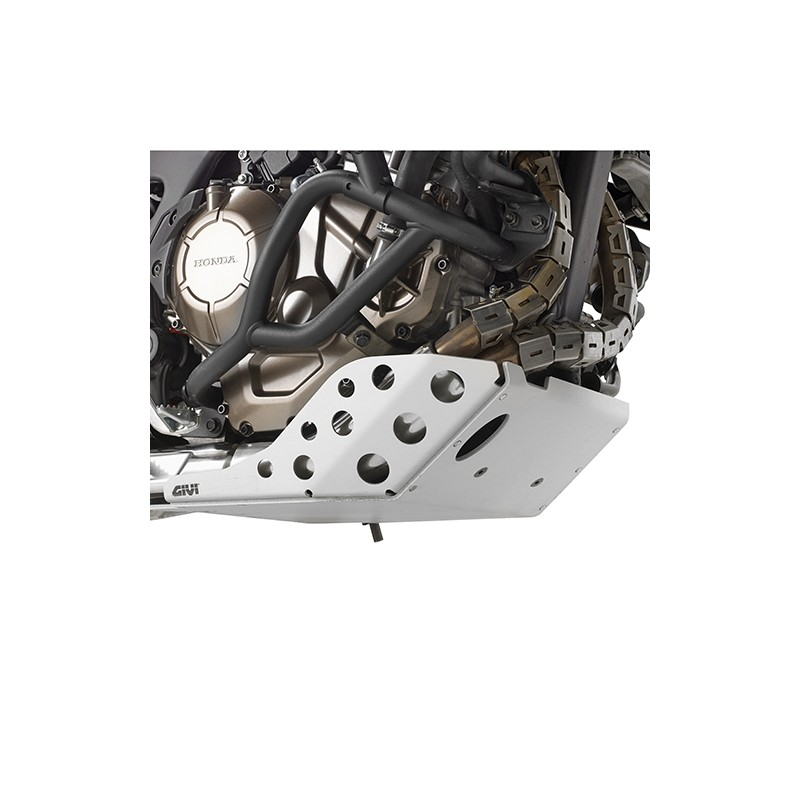 givi sabot moteur cubrecarter paracoppa crf1000l specifico cubre 1000l fuorigiriweb skid