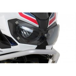 091913 : Pyramid headlight guard Africa Twin CRF