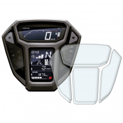SAHO511 : Protection de compteur Honda CRF Africa Twin
