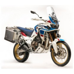 VALISESTOURAFRICA2019 : Honda Touratech Aluminium Side Cases Honda CRF Africa Twin