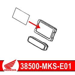 38500-MKS-E01 : Honda genuine screen protector Honda CRF Africa Twin