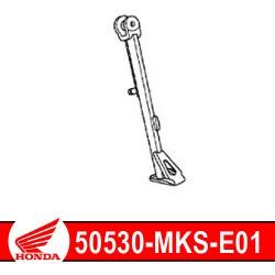 50530-MKS-E01 : Honda genuine side stand 2020 Honda CRF Africa Twin