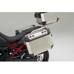 08ESY-MKS-PNALU : Honda Aluminum side cases kit 2020 Honda CRF Africa Twin