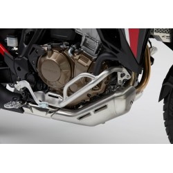 Honda bottom crashbars 2020