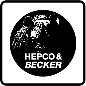 Hepco&Becker's side cases for Africa Twin at discount prices
